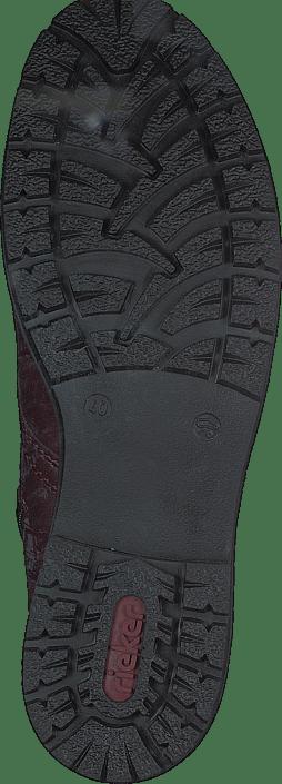 Rieker - Y9130-35 Pomerol