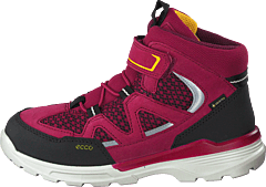 Urban Hiker Black/red Plum