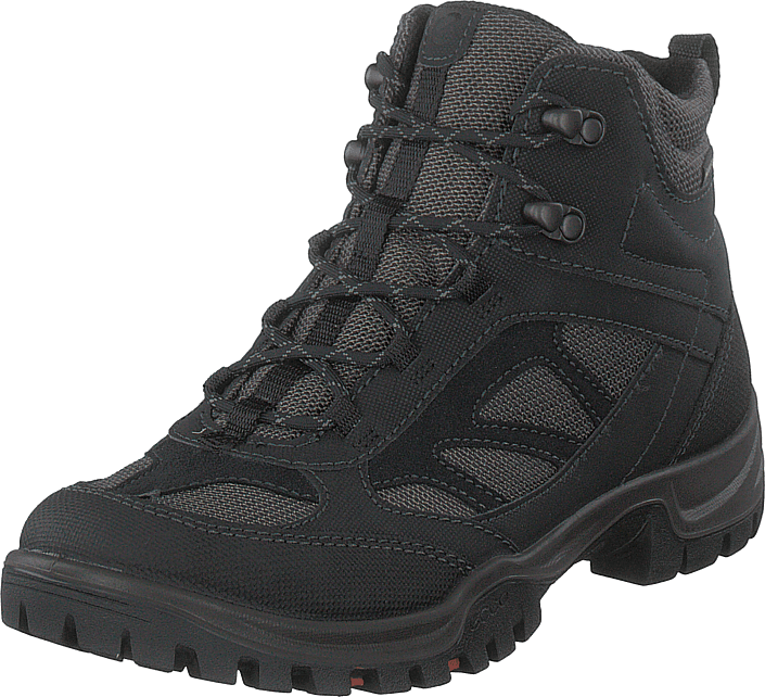 Ecco - Expedition Iii Black/black Mole