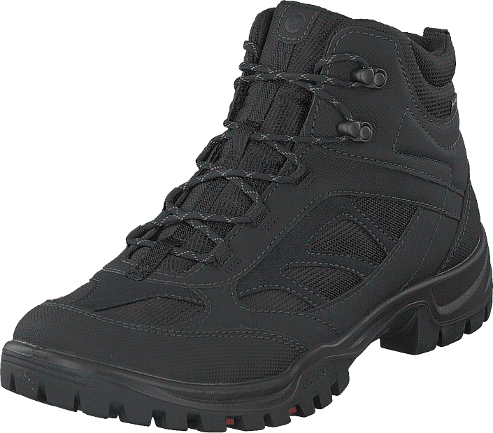 Ecco - Expedition Iii Black/black