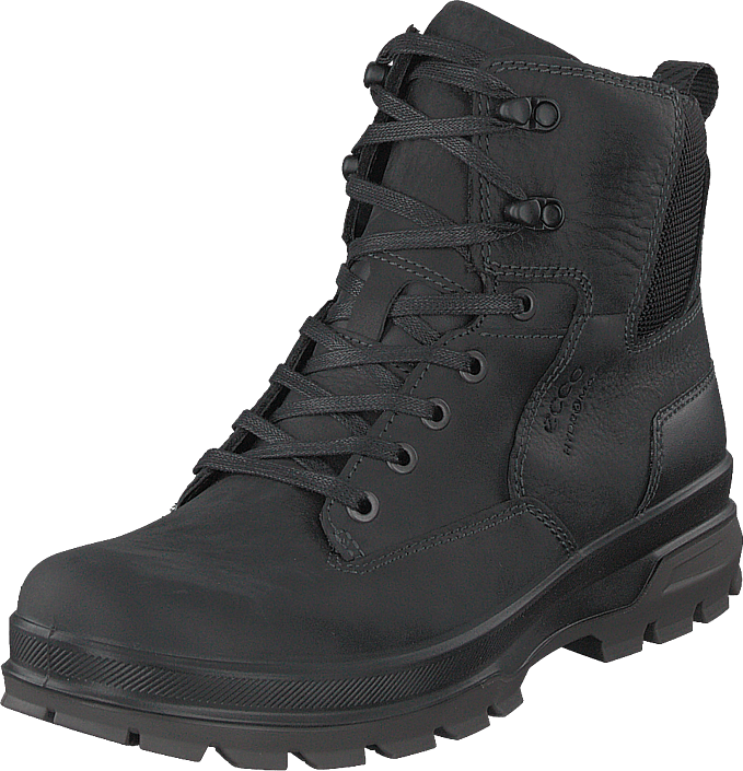 Ecco - 838074 Rugged Track Black/black