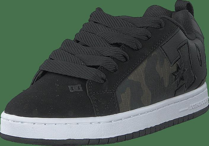 DC Shoes - Court Graffik Se Grey/white/grey