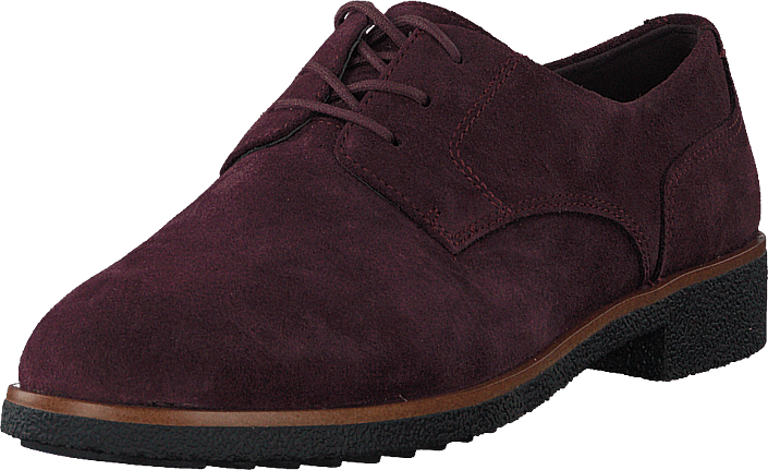 Griffin Lane Burgundy Suede