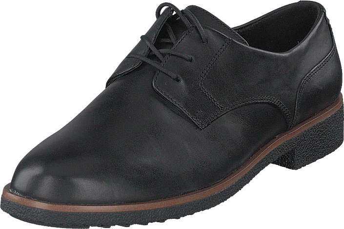 Clarks - Griffin Lane Black Leather