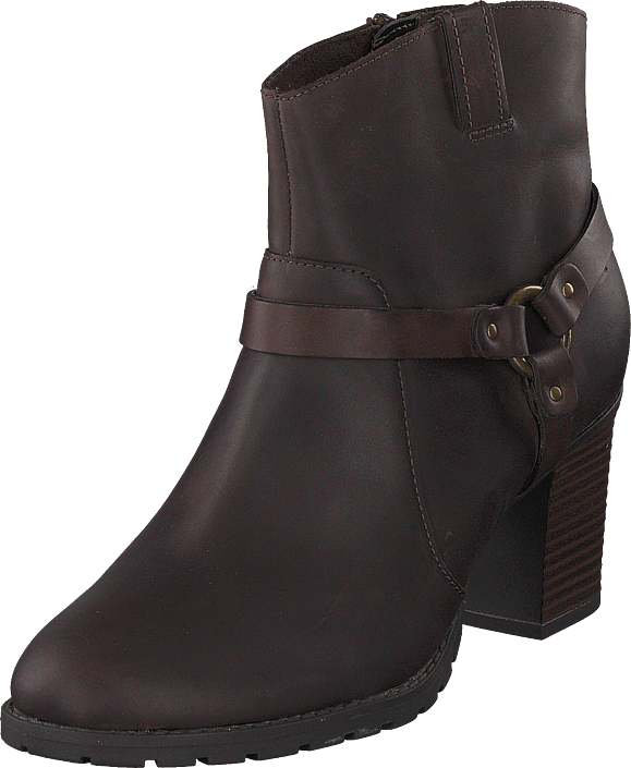 Clarks - Verona Rock Dark Brown