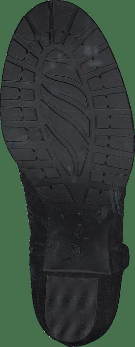 Kjøp Clarks Verona Rock Black Leather Sko Online