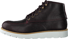Trace Quest Burgundy Leather