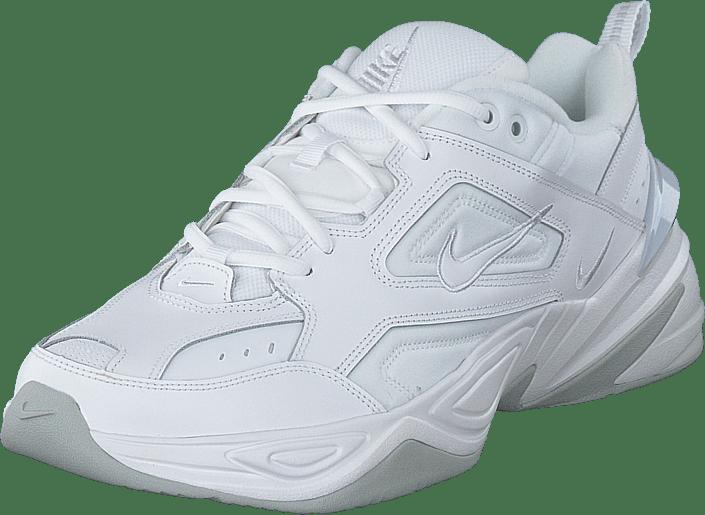 M2k Tekno White/white-pure Platinum