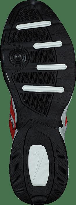 Kjøp Nike M2k Tekno Summit White/black-team Orange Sko Online