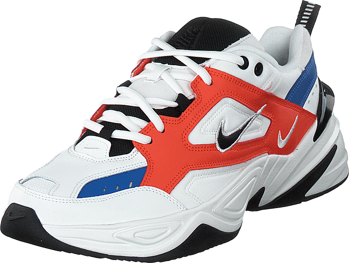Nike - M2k Tekno Summit White/black-team Orange