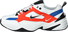 M2k Tekno Summit White/black-team Orange