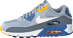 Men's Air Max 90 Essential Wolf Grey/white-indigo Storm
