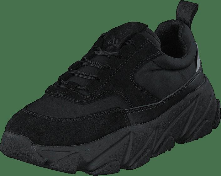 Svea - Fire Sneaker Black