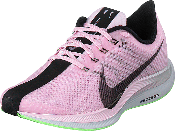 Nike - Zoom Pegasus Turbo Pink Foam/black-lime Blast