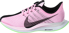 Zoom Pegasus Turbo Pink Foam/black-lime Blast