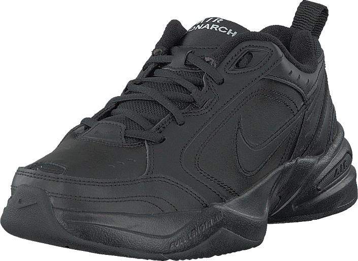 Nike - Air Monarch Iv Black/black