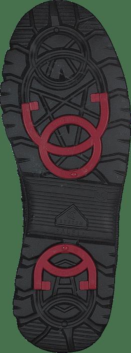 Kjøp Ilves 756610-01 Black Sko Online