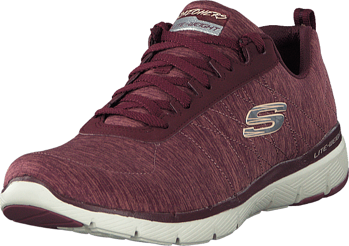 Skechers - Womens Flex Appeal 3.0 Burg