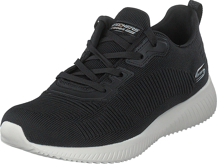 Skechers - Womens Bobs Squad - Tough Talk Blk