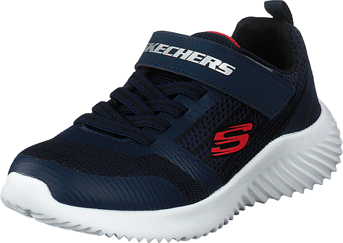 Skechers - Boys Bounder Nvbk