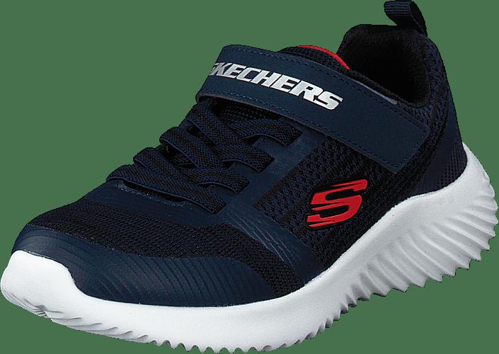 Skechers - Boys Bounder Nvbk