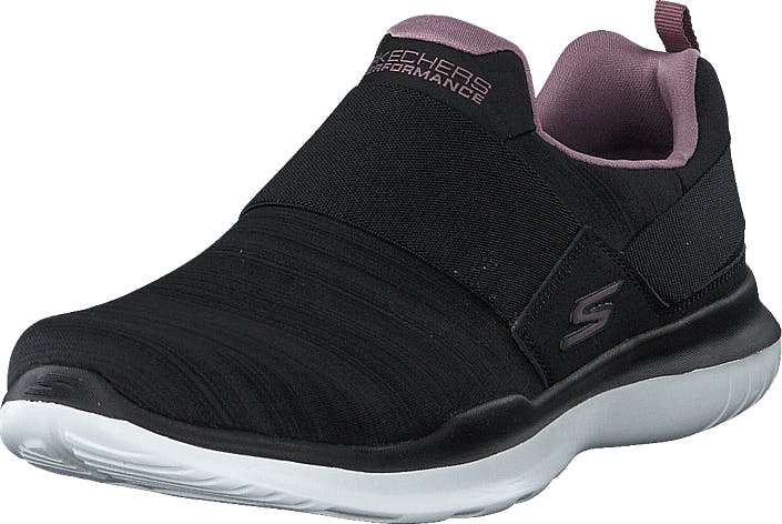 Skechers Womens Go Run Mojo - Ensure Bkmv, Skor, Sneakers & Sportskor, Sneakers, Svart, Dam, 38