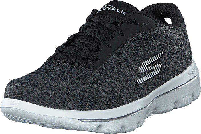 Womens Go Walk Evolution Ultra Bkw