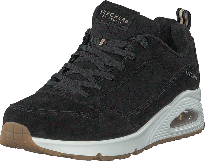 Skechers - Womens Uno Blk