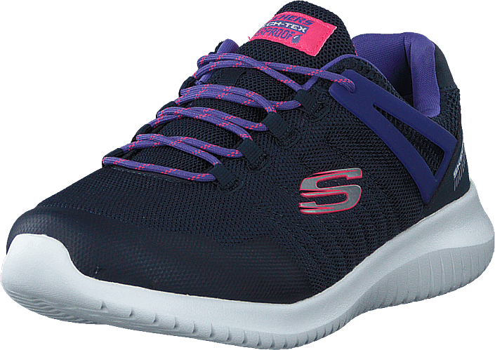 Skechers - Girls Ultra Flex Nvpr