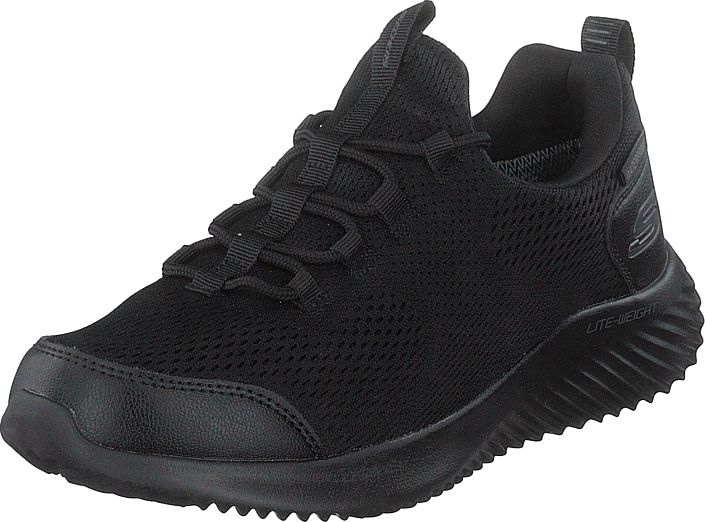 Skechers - Mens Waterproof Shoe Bbk