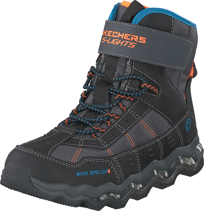 Skechers - Boys Turbowave - Polar Rush Bkcc