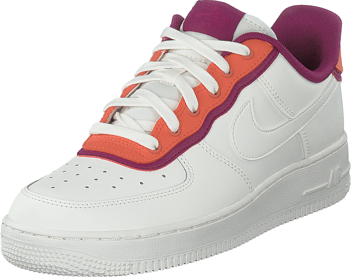 Nike - Wmns Air Force 1 '07 Se Sail/team Orange/true Berry