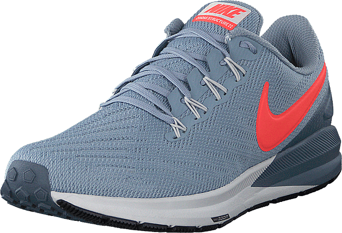 Air Zoom Structure Obsidian Mist/armoury Blue