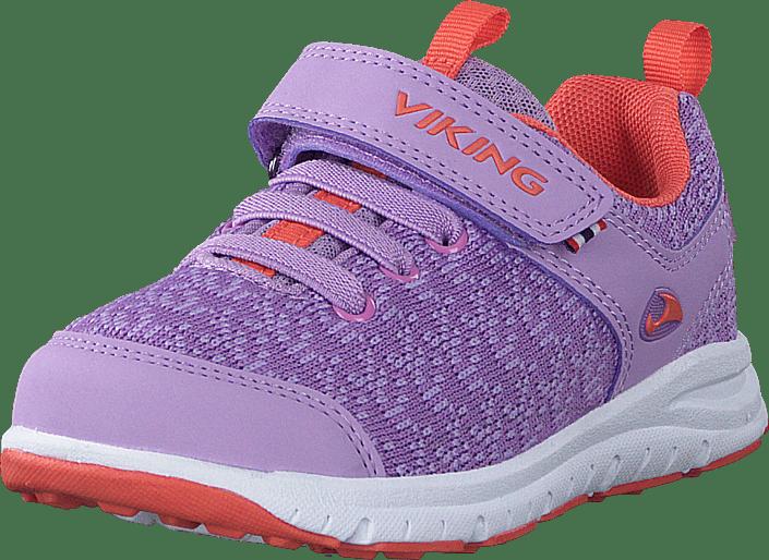 Viking - Veil Lavendel/coral