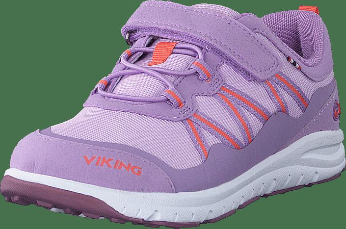 Viking - Holmen Lavendel/coral
