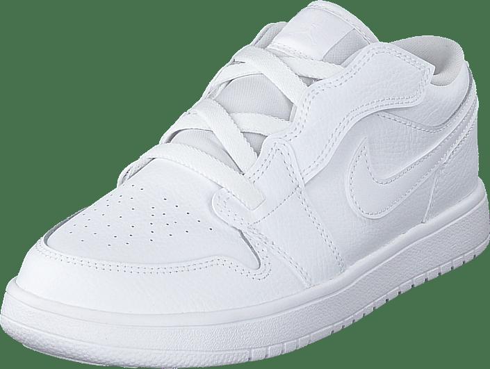 Nike - Air Jordan 1 Low Alt (ps) White/white