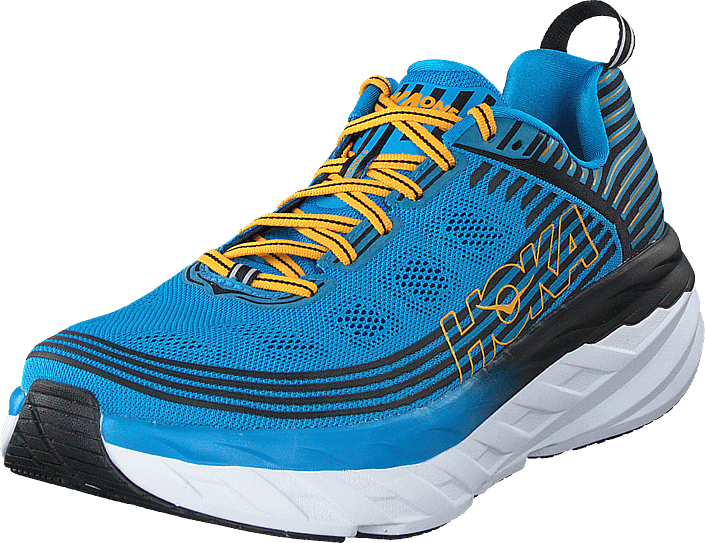 Hoka One One - Bondi 6 Dresden Blue / Black