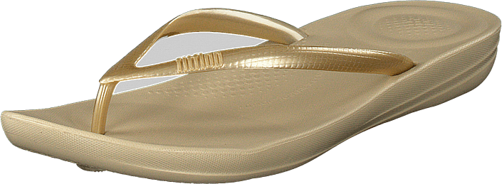 Fitflop - Iqushion Ergonomic Flip-flop Gold