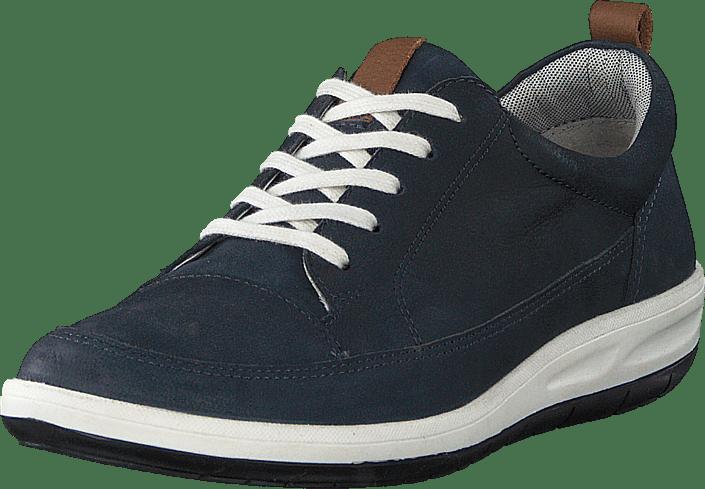 451-7207 Comfort Sock Navy Blue