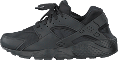 Huarache Run (gs) Black/black/black