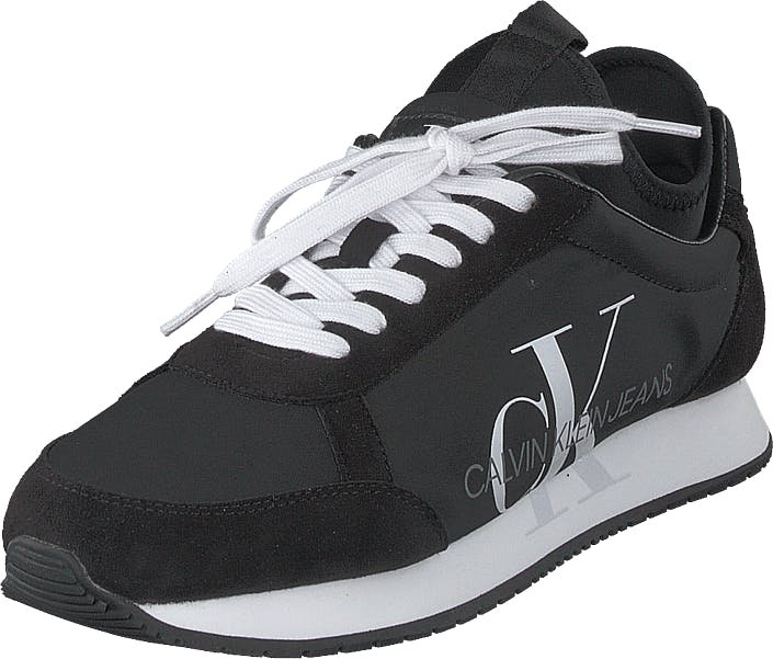 Calvin Klein Jeans Jemmy Black, Sko, Sneakers og Træningssko, Sneakers, Sort, Herre, 44