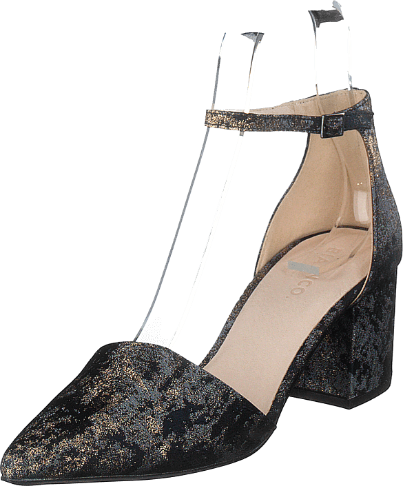 Biadivived Pump Navy Blue