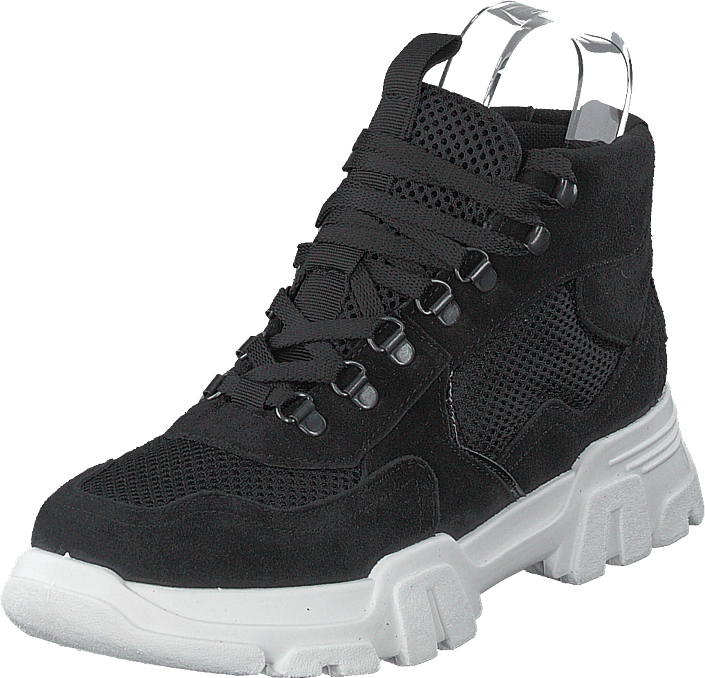 Bianco - Biacanary Hiking Hightop Black