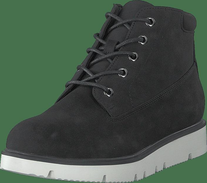 Bianco - Biaasta Warm Wedge Boot Black