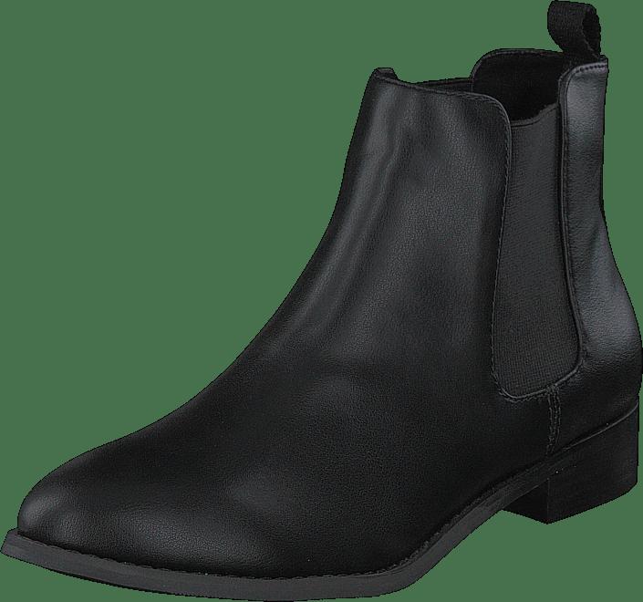 Bianco - Biabelene Classic Chelsea Boot Black