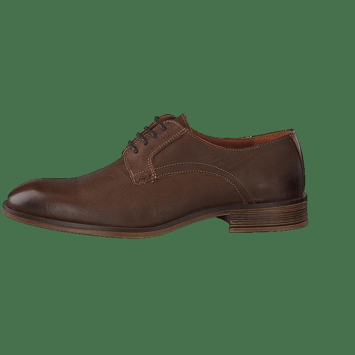 Hommes Chaussures Acheter Bianco Biabyron Leather Derby Cognac Chaussures Online