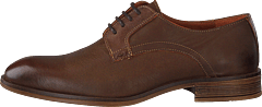 Biabyron Leather Derby Cognac