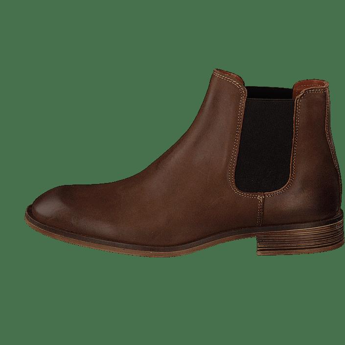 Hommes Chaussures Acheter Bianco Biabyron Leather Chelsea Medium marron Chaussures Online