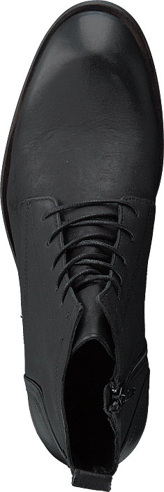 Hommes Chaussures Acheter Bianco Biabyron Leather Lace Up Boot Noir Chaussures Online