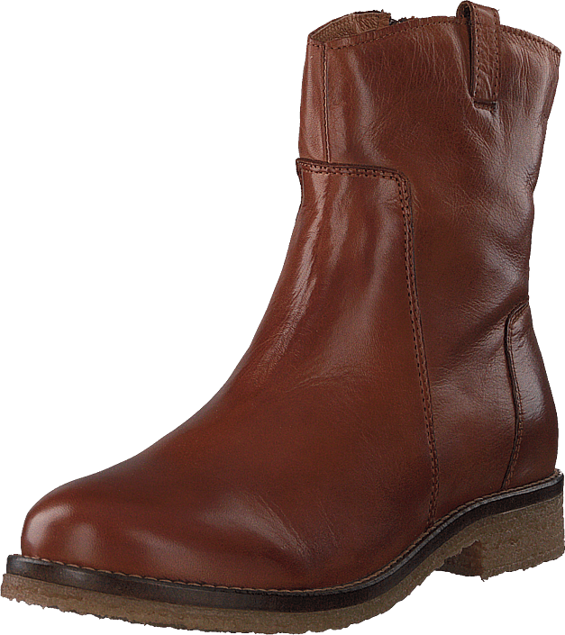 Bianco - Biaatalia Winter Leather Boot Cognac